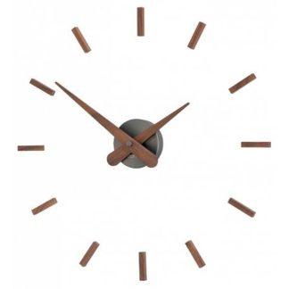Designové nástěnné hodiny Nomon Sunset Graphite 50cm