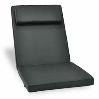 Divero Polstrování na židli - antracit