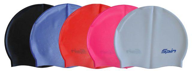 CorbySport Čepice koupací juniorská silikonová