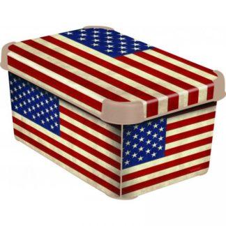 CURVER USA Úložný box - S