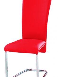 Jídelní židle H-224 červená - FALCO