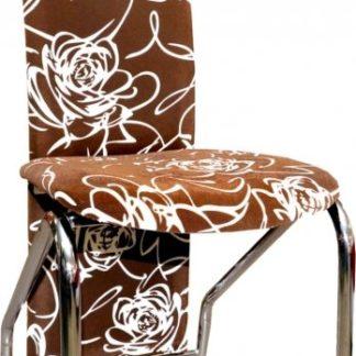 Jídelní židle H-66 hnědý květ - FALCO