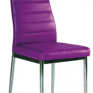 Jídelní židle H-261 fialová - FALCO