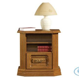 Noční stolek Kinga masiv - PYKA