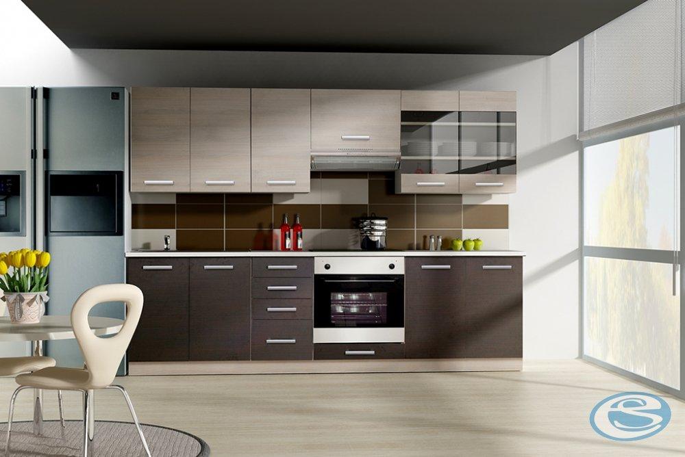 Kuchyňská linka Chamonix 260 cm - FALCO