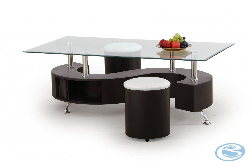 Konferenční stolek Nina - HALMAR