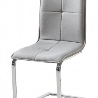 Židle Austin světle šedá - FALCO