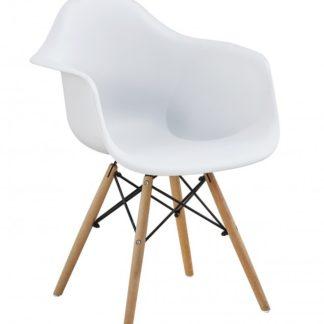 Jídelní židle Indiana bílá - FALCO