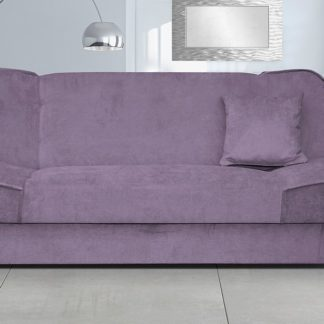 Pohovka Bega fialová rozkládací - FALCO
