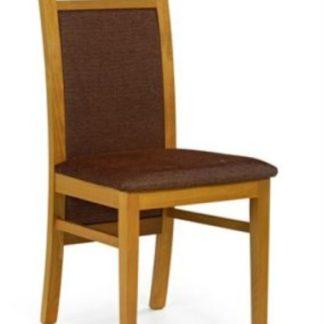 Jídelní židle SYLWEK 4, olše/látka