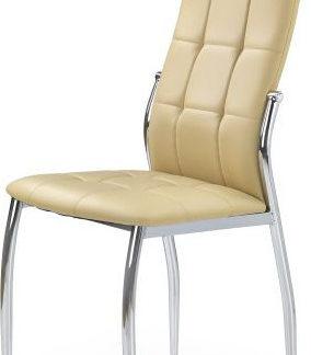 Halmar Jídelní židle K209 bílá