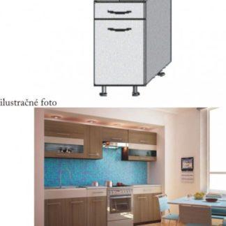 Tempo Kondela Kuchyňská skříňka JURA NEW I D- S1