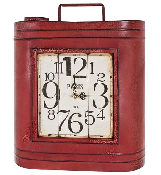 Schránka na klíče s hodinami Pietra 27467