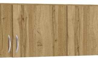 Skříňový nástavec Case, 181 cm, dub wotan