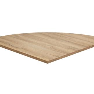Rohový nástavec ke stolu Calvia 3, starý dub