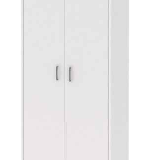 Šatní skříň Mega 79, bílá