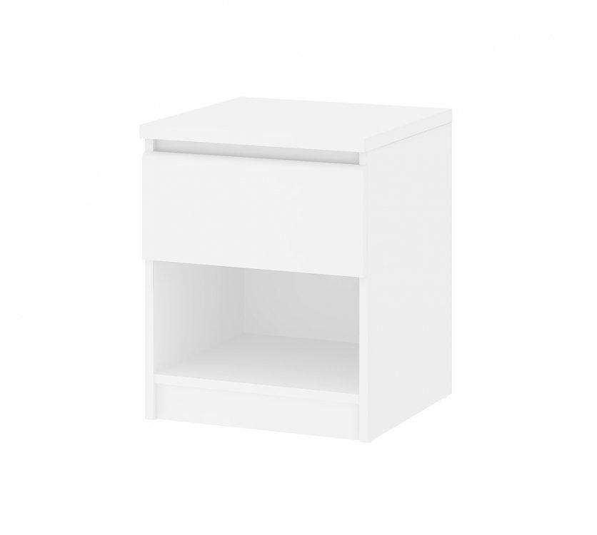 Noční stolek Naia 71082 bílá - TVI