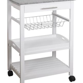 Servírovací kuchyňský stolek Astrid