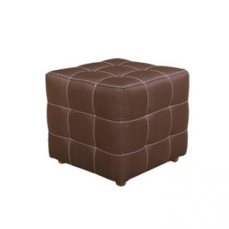 Taburet Kazara čokoládový malý - TempoKondela
