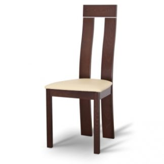 Jídelní židle Desi ořech - TempoKondela