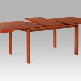 Jídelní stůl 180+45x95 cm, barva třešeň ART-2280 TR2 Autronic
