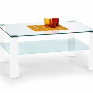 Konferenční stůl SIMPLE bílá Halmar
