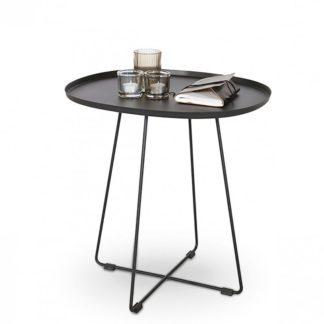 Konferenční stolek TINA černá Halmar