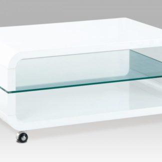 Konferenční stolek AHG-611 WT bílý Autronic