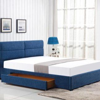 Postel Merida 160 modrá - HALMAR