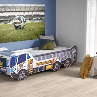 Dětská postel Digger - HALMAR