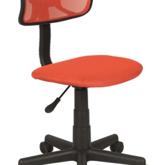 Dětská židle Rafito, červená