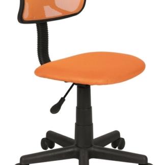 Dětská židle Rafito, oranžová
