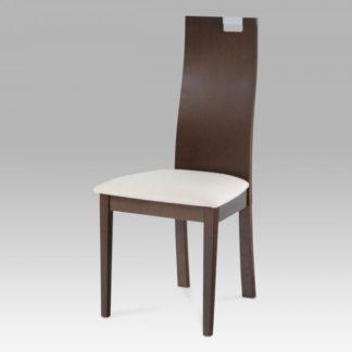 Jídelní židle BEZ SEDÁKU BC-22462 WAL Autronic