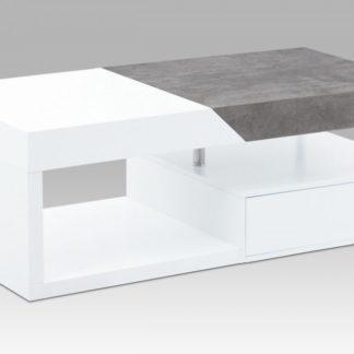 Konferenční stolek AHG-622 WT bílá Autronic