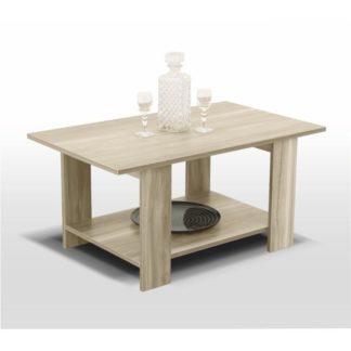 Konferenční stolek, dub sonoma, DEREK 0000072276 Tempo Kondela
