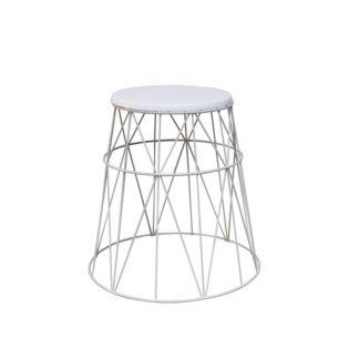 Příruční stolek, bílá, LAVON 0000191780 Tempo Kondela