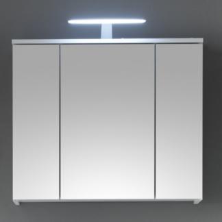 Koupelnová skříňka se zrcadlem Spice, LED osvětlení