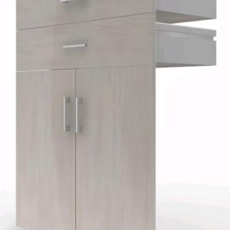 Sada dveří a zásuvek (4 ks) Lift AS64