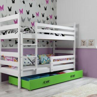 Dětská patrová postel Eryk 90x200 - BM