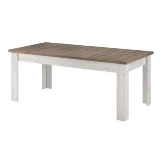 Jídelní stůl 180, dub Northland/dub sonoma trufel, NERITA TYP 15 0000236956 Tempo Kondela