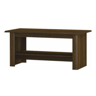 Konferenční stolek PARMY dub sonoma čokoláda Tempo Kondela