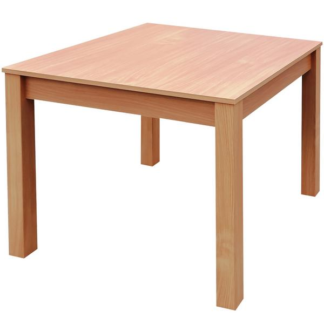 Jídelní stůl David 80x80 cm, buk