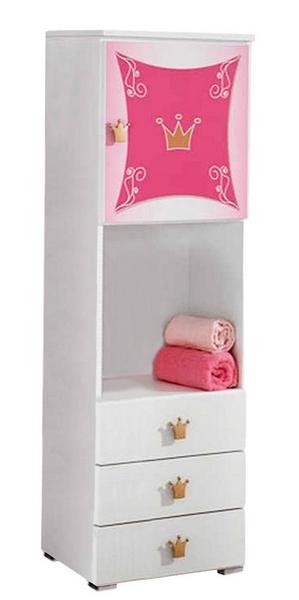 Dětská skříňka Kate