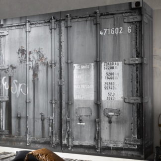 Šatní skříň Container