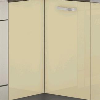 Dolní rohová kuchyňská skříňka Karmen 90DN