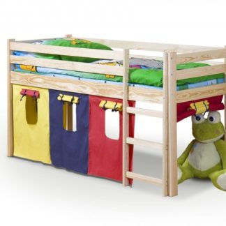 Dětská postel Neo borovice - HALMAR