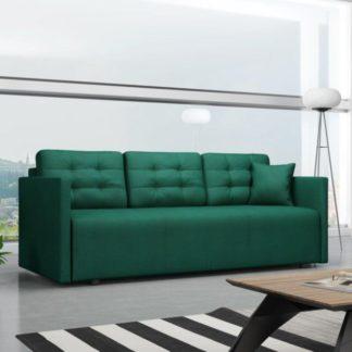 Pohovka Bianka tmavě zelená - FALCO