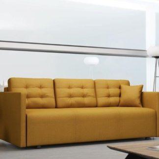 Pohovka Bianka žlutá - FALCO