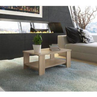 Konferenční stolek, dub sonoma, BERNARDO 0000190127 Tempo Kondela