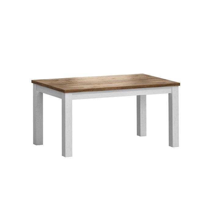 Stůl STD, rozkládací, sosna andersen / dub lefkas, PROVANCE 0000194050 Tempo Kondela